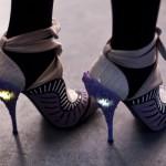 Rodarte: Illuminated Heels ovat uutta muotimaailmassa nyt