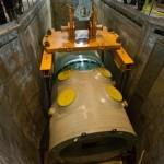 Ydinreaktorin asennus Tverin kaupungissa Venäjällä