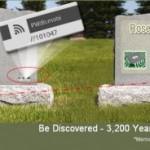 RFID-hautakivi kertoo hautuumaavieraille vainajasta