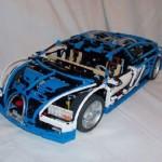 Sheepo LEGO Bugatti Veyron 16.4 on 7-vaihteinen ihmelelu