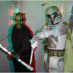George Lucas muuntaa alkuperäiset Star Wars elokuvat 3D formaattiin