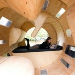 University of Karlsruhe: Roll it Experimental Housing – tynnyritalo