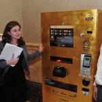 Arabiemiraateissa saa kultaa automaatista