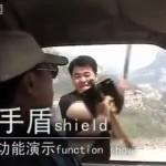 Chinese Military Shovel WJQ-308 on lapio joka on paljon enemmän
