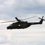 Maavoimien NH-90 kuljetuskopteri