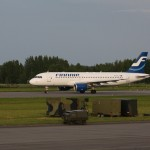 Finnair Airbus A-320