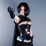 Evening Arwen: Darth Vader ja Storm Trooper -korsetit