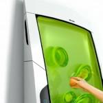 Tulevaisuuden jääkaapissa elintarvikkeet säilötään geeliin