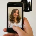 iSnapMe auttaa kuvaamaan iPhonelle omaa naamaa iPhone4:ää odotellessa