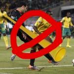 Kuinka suodatat vuvuzela-torvet pois television jalkapallo-otteluista?