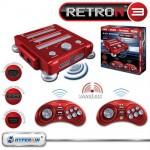RetroN 3 Video Gaming System pyörittää NES, SNES ja Sega Genesis -pelikonsolien pelejä myös alkuperäisillä ohjaimilla