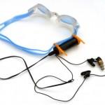 Testissä vesitiivis MP3-soitin nu Dolphin Touch 4GB
