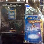 Hot Wheels: Wonder Woman's Invisible Jet – näkymätön lelu, kenties myös dematerialisoitunut; Entä hämystikki?