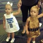 R2-D2 ja C-3PO -lapset