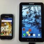Pystyykö Samsung Galaxy Tab -tablettitietokone haastamaan Applen iPadin?
