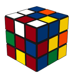 Rubikin Kuutio Ennätys