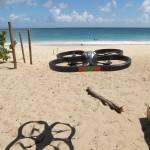iPhonella ohjailtava AR.Drone helikopteri on melko varmasti vuoden siistein hilavitkutin!