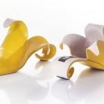 Kengät kuin banaanit