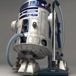 R2-D2-pölynimuri