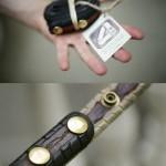 Retired Belts muuntaa vanhat Vittoria Randonneur -pyöränkumit vyöksi