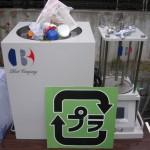 Japanilaiset kehittivät pöydälle mahtuvan laitteen, joka muuttaa muovin takaisin öljyksi