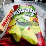 Wasabi-sipsejä