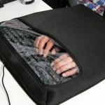 Thanko Keyboard Quiet Cover – näppäimistö hiljaiseksi
