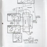 Tulosta ja askartele 50-luvun yksibittinen tietokone paperista