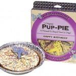 Pup-Pie on syntymäpäiväkakku koirille