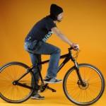 StringBike – tehokkaampi polkupyörä ilman ketjuja