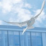 Festo SmartBird on hämmästyttävän elävän oloinen bioninen lintu