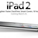 iPad 2 esitelty!