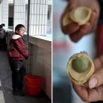 Kiinalainen perinneherkku: Pikkupoikien virtsassa keitetyt kananmunat