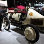 Porsche Semper Vivus on sähköhybribiauto vuosimallia 1900
