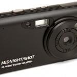 Edullinen infrapuna-digikamera on yöstalkkerin unelma
