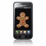 Google Android 2.3 Gingerbread päivitys julkaistu Samsung Galaxy S puhelimelle – joko olet ehtinyt kokeilla?