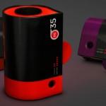 RE-35 on digitaalifilmi, jolla teet mistä tahansa 35mm filmikamerasta digikameran