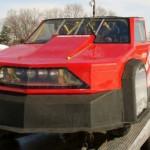 Osta omaksesi tornadon kestävä auto 100 000 taalalla