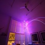 Valomaalauksia pitkällä valotusajalla ja kauko-ohjattavalla helikopterilla – KILPAILU!