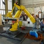 DMY 2011: Kierrätysmuovista valmistetut Endless-tuolit