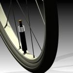 PumpTire on itse täyttyvä polkupyörän rengas