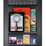 Amazon Kindle Fire on Amazonin 199 dollarin Android -tabletti