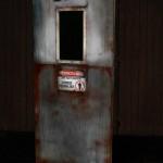 Kirvesmurhaajan ulko-ovi