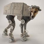 AT-AT kävelijäpuku koiralle