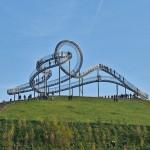 Saksassa avattiin vuoristorata ilman kiskoja tai vaunuja
