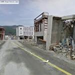 Google Street View Japanin tsunamialueella