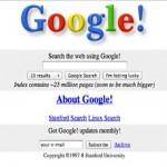 Miltä Google, Twitter, Amazon ja Myspace näyttivät silloin kun ne perustettiin?