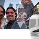 Tamaggo on 360-asteen kuvia tallentava pokkarikamera