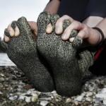 Swiss Barefoot Sock on sukkasillaan ulkoiluun soveltuva sukka