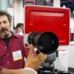 Padcaster liittää järjestelmäkameran objektiivit iPadiin